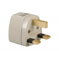 DragonSky (DS-UA-UK) Universal Adapter (UK - 3 Flat Pins UK Plug)