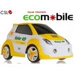 CSL (CSL-EM) ECOmobile Solar Powered Full Function Radio Control Car 40MHz RTF