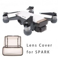 SPARK Camera lens Cover Front 3D Sensor System Screen Integrated Protective Cover for DJI SPARK