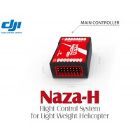 DJI NAZA-H Flight Control System for Light Weight Helicopter