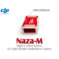 DJI NAZA-M Flight Control System for Light Weight Multi-Rotor Copters