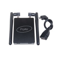 FUAV 5.8GHz OTG Receiver - 5.8Ghz signal Convert to WIFI signal for iPhone or data signal for Android Phone APP