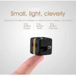 SQ11 Mini HD1080P Camera FPV Camera Video Recorder with TF Card Slot USB