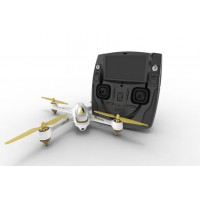 Hubsan H501S Standard Edition White Version - X4 FPV Brushless 1080P HD Camera GPS RTF with Remote Control