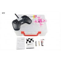 KINGKONG/LDARC TINY 7X 75mm RTF Mini FPV RC Racing Drone Quadcopter Tiny 7 X Pro