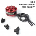Kingkong Brushless Motor 1103 7800KV for 90GT 95GT 90mm 95mm Mini FPV Racing Drone