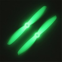 20PCS (10 Pairs) Kingkong 6045 Glow In The Dark CW & CCW Props Propellers For QAV250 FPV racing drone