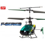 MINGJI (MJ-301-B) F-Series Police 4CH Infrared Helicopter RTF