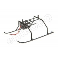 Nine Eagles (NE4210014) Landing Skid (Black)