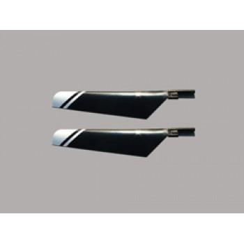 Nine Eagles (NE4260002) Main Rotor Blades (Black)Nine Eagles 260A Parts