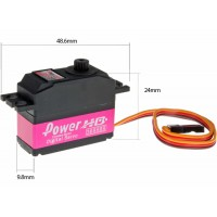 Power HD (HD-3688HB) Mini Size High Speed Coreless Digital Servo 25G 2.3KG 0.08 sec