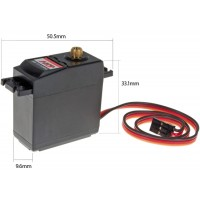 Power HD (HD-9150MG) Standard High Torque Metal Gear Digital Servo 61G 16KG 0.18sec