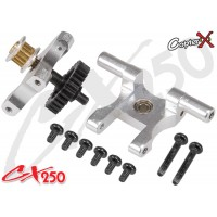 CopterX (CX250-03-10) Metal Tail Gear Drive Set