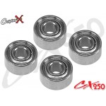 CopterX (CX250-09-03) Bearings 2x5x2.5mm