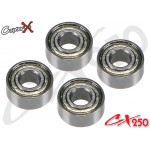 CopterX (CX250-09-04) Bearings 2.5x6x2.6mm