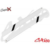 CopterX (CX450-06-12) Glass Fiber 325mm Main Rotor Blades