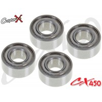 CopterX (CX450-09-01) Bearings(685ZZ) 5x11x5mm
