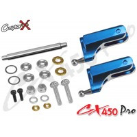 CopterX (CX450PRO-01-03) Metal Main Rotor Holder