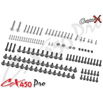 CopterX (CX450PRO-07-07) Screw SetCopterX CX 450PRO V4 Parts