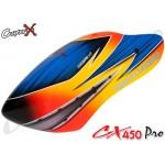 CopterX (CX450PRO-07-09) Fiberglass Canopy V4