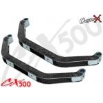 CopterX (CX500-04-04) Carbon Fiber Landing Skid