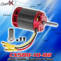 CopterX (CX500-10-02) 500L 1600Kv Brushless Motor