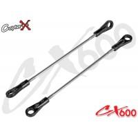 CopterX (CX600BA-01-19) Linkage Rod (Swash to Blade Grip)