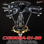 CopterX (CX600BA-01-20) 3D FLOATING Four Blades Main Rotor Set for 600 Heli