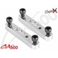 CopterX (CX600BA-03-08) Metal Rudder Servo Mount