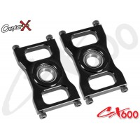 CopterX (CX600BA-03-11) Metal Main Shaft Bearing Block