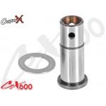 CopterX (CX600BA-05-05) One-way Bearing Shaft