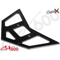 CopterX (CX600BA-06-02) Carbon Horizontal Stabilizer