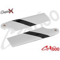 CopterX (CX600BA-06-03) Carbon Fiber Tail Blades