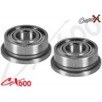 CopterX (CX600BA-09-01) 3X7X3mm Flanged Bearings