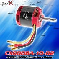CopterX (CX600BA-10-02) 600XL 1100KV Brushless Motor