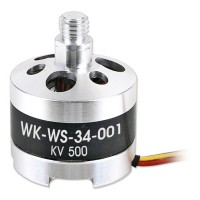 WALKERA (HM-TALI-H500-Z-12) Brushless Motor (Dextrogyrate thread)(WK-WS-34-001)