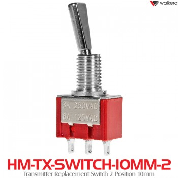 WALKERA (HM-TX-SWITCH-10MM-2) Transmitter Replacement Switch 2 Position 10mm