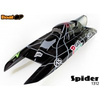 BoatCD (1312) Spider Gasoline 26CC RC Boat ARR