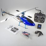 CopterX CX 450AE V2 ARTF with CX-CT6C Transmitter and Printed Carton (Mode 2) - 2.4GHz (CS-0290)