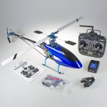 CopterX CX 450AE V2 ARTF with CX-CT6C Transmitter and Aluminum Case (Mode 2) - 2.4GHz (CS-0293)