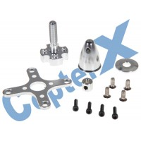 CopterX (CX-M35-H) M35 Motor Mounting Hardware