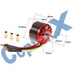 CopterX (CX-M3530-08-KV1700) M3530 1700KV Brushless Motor
