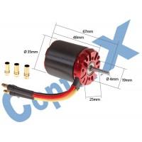 CopterX (CX-M3548-06-KV790) M3548 790KV Brushless Motor