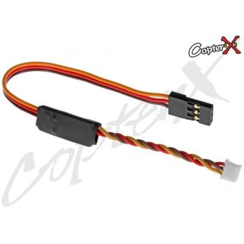CopterX (CX-SAT-SP) Spektrum Satellite Receiver Cable for CX-3X2000CopterX CX 450DFC Parts