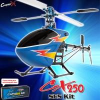 CopterX CX 250SES Kit (Disassembled)