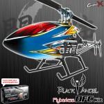 CopterX CX450 Black Angel DFC Flybarless Kit