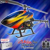 CopterX CX 450PRO V4 Flybarless Belt Version 2.4GHz RTF