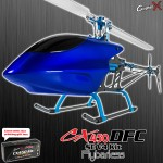 CopterX CX 450SE V4 DFC Flybarless Kit