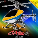 CopterX CX 500SE-TT V2 Torque Tube Version Kit