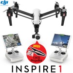 DJI Inspire 1 with Two Remote Controllers and 1345S Propeller